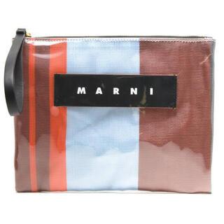 マルニ(Marni)のマルニ MARNI クラッチバッグ ポーチ(クラッチバッグ)