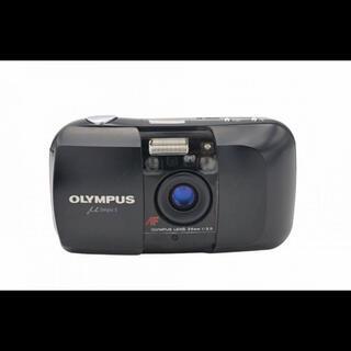 オリンパス(OLYMPUS)のオリンパス μ[mju:]LENS 35mm F3.5 コンパクトフイルムカメラ(フィルムカメラ)