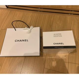 シャネル(CHANEL)のChanel Cotton Pads and Bag(その他)