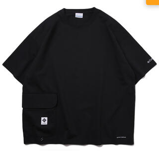 Columbia - フリークスストア コロンビア サイドポケットTシャツ