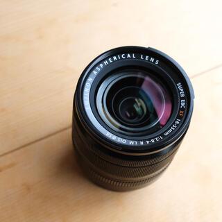 フジフイルム(富士フイルム)のFUJI FILM XF18-55F2.8-4 R LM OIS(レンズ(ズーム))