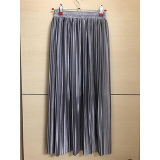 コウベレタス(神戸レタス)のプリーツスカート 新品未使用(ロングスカート)