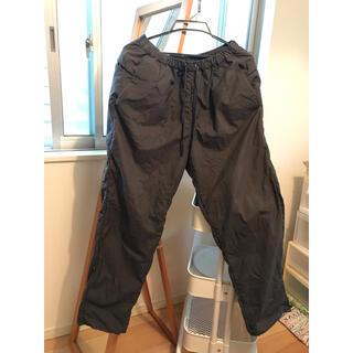1LDK SELECT - teatora wallet pants packable 48 カーボングレー