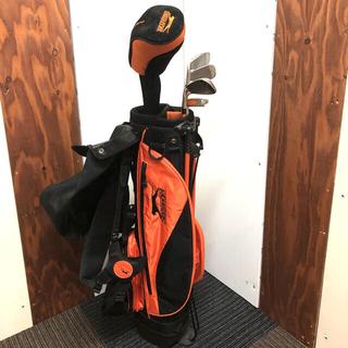 スラセンジャー(Slazenger)のゴルフバッグ ゴルフクラブセット 子供用 キッズゴルファー(バッグ)
