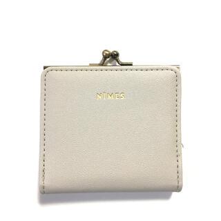 タカラジマシャ(宝島社)のリンネル付録 MIMES kippis 財布(財布)