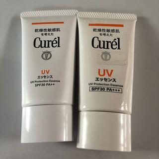 キュレル(Curel)のキュレルUVエッセンス(顔・からだ用)チューブタイプ二個セット(日焼け止め/サンオイル)