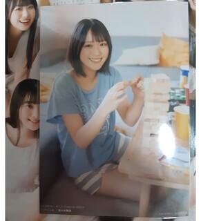 佐々木舞香 イコラブカレンダーブック 特典生写真(女性タレント)