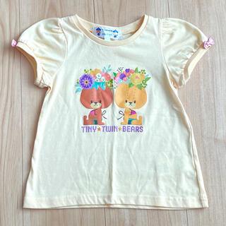 anyFAM - くまのがっこう ルルロロ Tシャツ 110cm