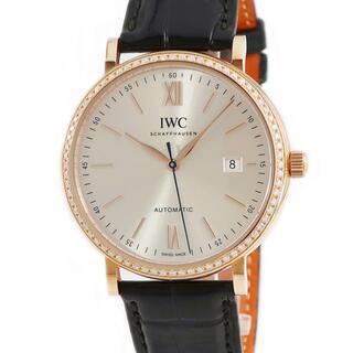 インターナショナルウォッチカンパニー(IWC)のIWC  ポートフィノ IW356515  自動巻き メンズ 腕時計(腕時計(アナログ))