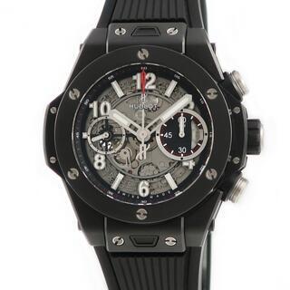 ウブロ(HUBLOT)のウブロ  ビッグバン ウニコ ブラックマジック クロノ 411.CI.1(腕時計(アナログ))