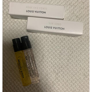 ルイヴィトン(LOUIS VUITTON)のlouis vuitton ルイヴィトン 香水 未使用(ユニセックス)