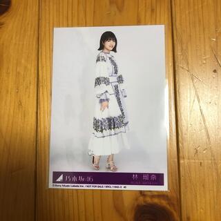 ノギザカフォーティーシックス(乃木坂46)の27thシングル 生写真 林瑠奈(アイドルグッズ)