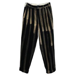 JOHN LAWRENCE SULLIVAN - MAGLIANO 20AW 90s DOUBLE PLEAT PANTS