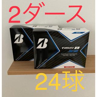 ブリヂストンTOUR B XS ボール【定価6930円×2ダース=13860円