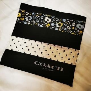 コーチ(COACH)の新品 COACH コーチ ハンカチ(ハンカチ)