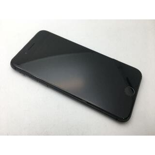 アップル(Apple)の553 美品 SIMフリーdocomo iPhone8 64GB ブラック (スマートフォン本体)