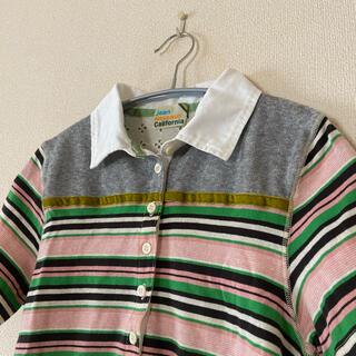 ジーンナッソーズ(jean nassaus)のJean Nassaus California ボーダーポロシャツ(Tシャツ(半袖/袖なし))