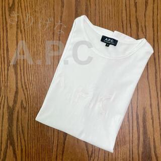 アーペーセー(A.P.C)の【chanko様専用】A.P.C.    apc   Tシャツ アペセ 美品(Tシャツ/カットソー(半袖/袖なし))