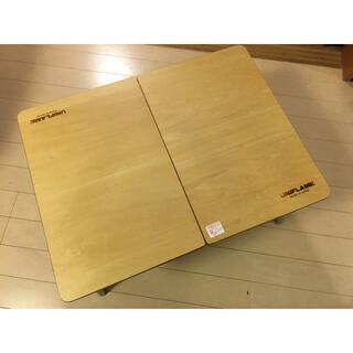 UNIFLAME - 【美品】ユニフレーム 折りたたみ デスク
