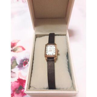 メゾンドフルール(Maison de FLEUR)の☆新品未使用☆メゾンドフルール 腕時計(腕時計)