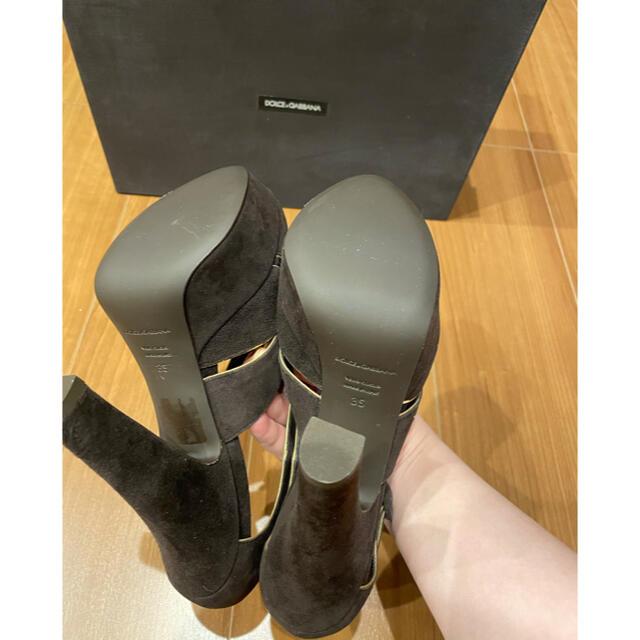 DOLCE&GABBANA(ドルチェアンドガッバーナ)の【新品】DOLCE&GABBANA サンダル レディースの靴/シューズ(サンダル)の商品写真