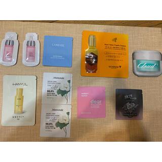 チャアンドパク(CNP)の試供品 韓国 スキンケア (サンプル/トライアルキット)