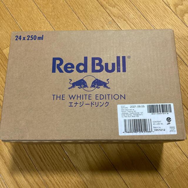 レッドブル ホワイトエディション 食品/飲料/酒の飲料(ソフトドリンク)の商品写真