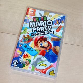ニンテンドースイッチ(Nintendo Switch)のスーパーマリオパーティ Switch ソフト(家庭用ゲームソフト)