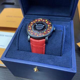 ルイヴィトン(LOUIS VUITTON)のLOUIS VUITTON ルイ・ヴィトン 日本限定50本 完売 未使用(腕時計(アナログ))