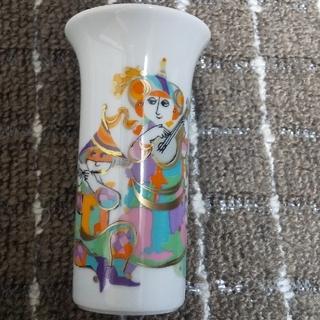 ローゼンタール(Rosenthal)のローゼンタールスタジオライン磁器花瓶(花瓶)
