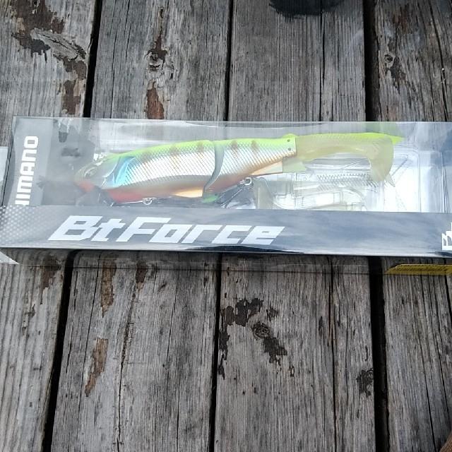 SHIMANO(シマノ)の未使用 シマノバンタム BTフォース バス釣りルアー ビックベイト スポーツ/アウトドアのフィッシング(ルアー用品)の商品写真