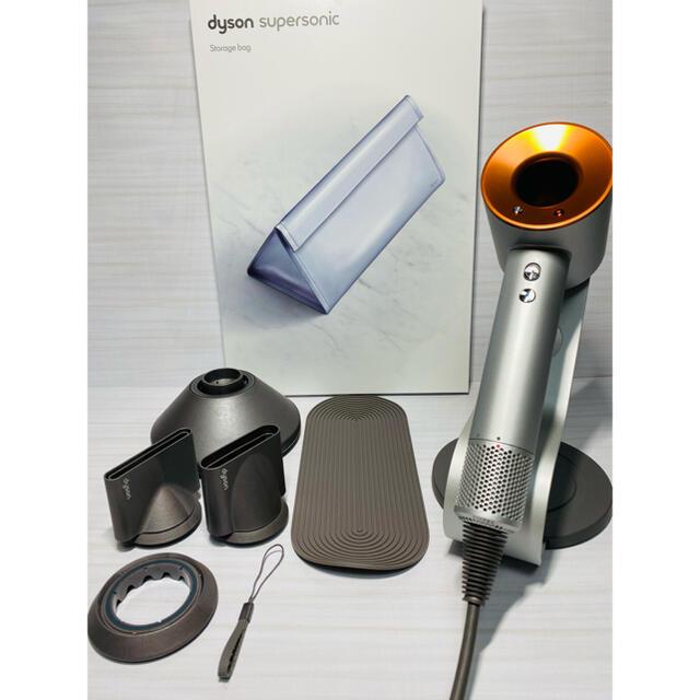 Dyson(ダイソン)の最新モデル♪ダイソンドライヤー HD-03 コッパー スマホ/家電/カメラの美容/健康(ドライヤー)の商品写真
