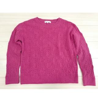 kumikyoku(組曲) - 組曲 羊毛96% カシミヤ4%セーター