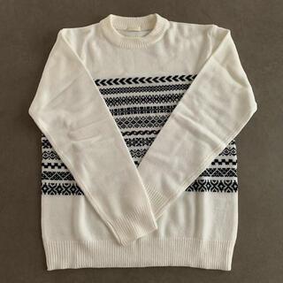 ユニクロ(UNIQLO)のUNIQLO ニット セーター(ニット/セーター)
