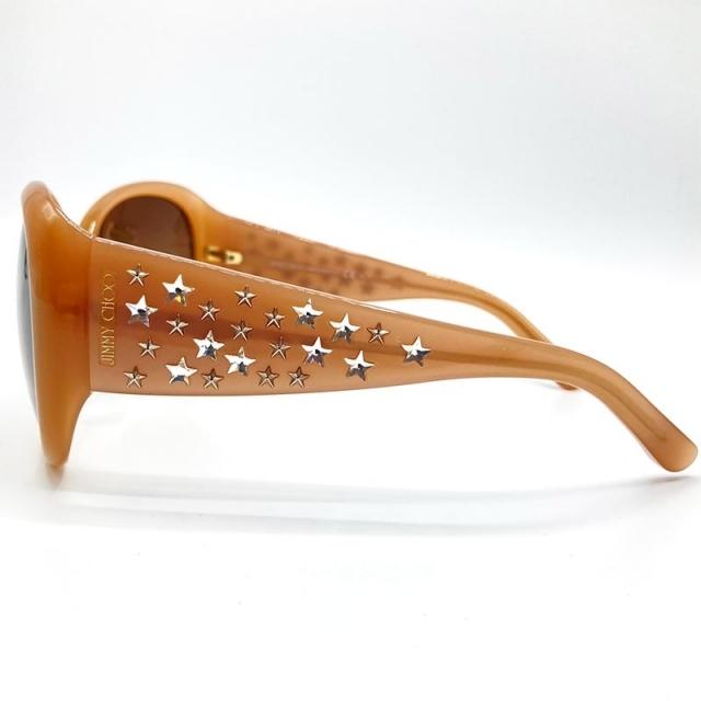 JIMMY CHOO(ジミーチュウ)のジミーチュウ JIMMY CHOO サングラス サングラス 【中古】 レディースのファッション小物(サングラス/メガネ)の商品写真