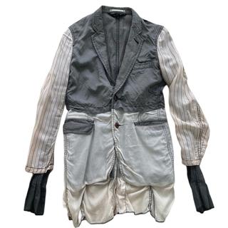 COMME des GARCONS HOMME PLUS - コムデギャルソンオムプリュス 孵化期 14ss レイヤード テーラードジャケット