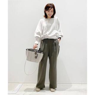 L'Appartement DEUXIEME CLASSE - 新品タグ付 アパルトモン GOOD GRIEFグッドグリーフWide Pants
