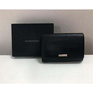 バーバリー(BURBERRY)のBURBERRYバーバリー折り財布(財布)