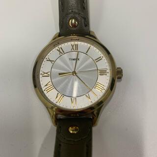 タイメックス(TIMEX)のTIMEX 腕時計 アナログ 美品(腕時計)