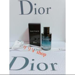 Dior - DIORディオール ソヴァージュ オードトワレ 10ml