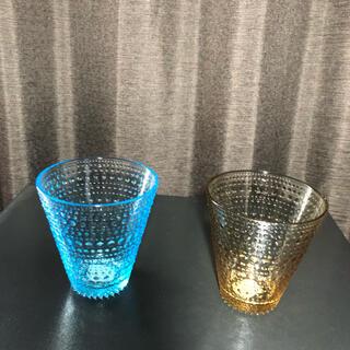 イッタラ(iittala)のiittala イッタラ カステヘルミ タンブラー 300ml 2点セット(グラス/カップ)