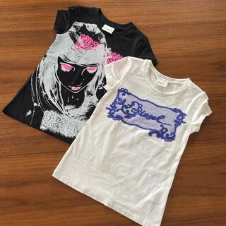 ディーゼル(DIESEL)のDIESEL Tシャツ 2枚セット(Tシャツ/カットソー)