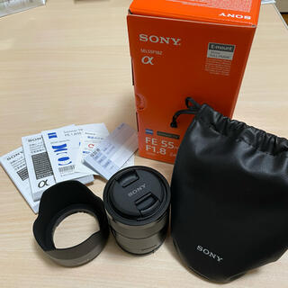 SONY - SONY T*FE55F1.8ZA