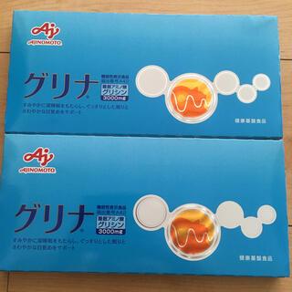 アジノモト(味の素)の味の素 グリナ スティック30包入 3箱セット(アミノ酸)