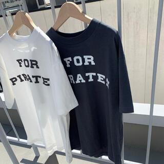 トゥデイフル(TODAYFUL)のcanal jean 新品タグ付き Tシャツ(Tシャツ(半袖/袖なし))