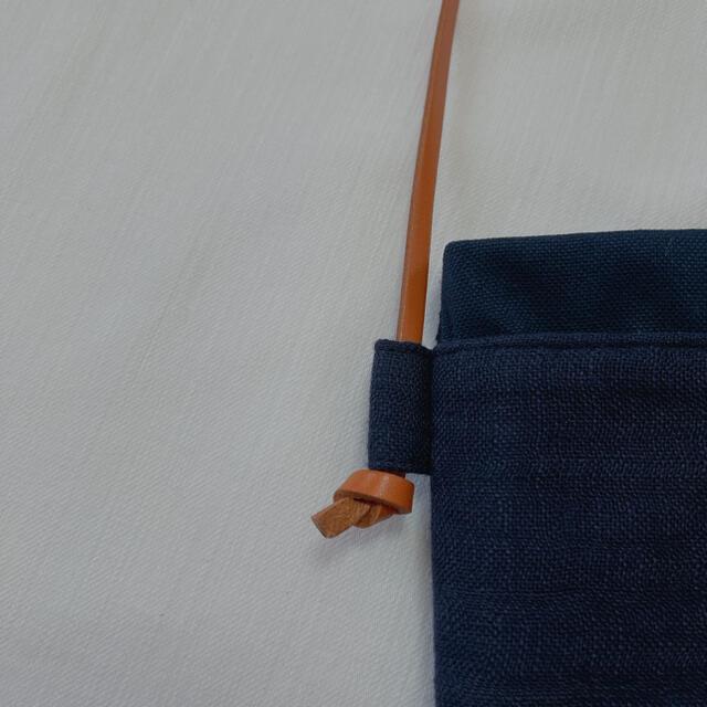 mina perhonen(ミナペルホネン)のミナペルホネン ♡携帯ポシェット♡ハンドメイド ハンドメイドのファッション小物(その他)の商品写真