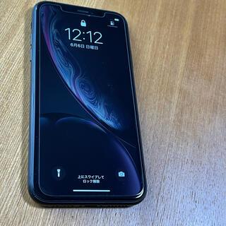 アイフォーン(iPhone)の★iPhoneXR 64GB simフリー★(スマートフォン本体)