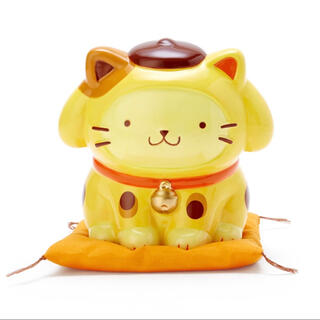 ポムポムプリン - 福招き猫 ポムポムプリン   貯金箱