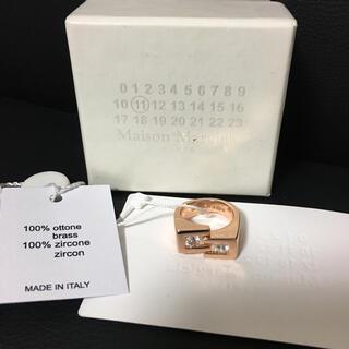 マルタンマルジェラ(Maison Martin Margiela)の新品 Maison Marthin Margiela リング(リング(指輪))