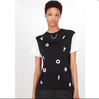 ルイヴィトン(LOUIS VUITTON)の【新品未使用】ルイヴィトン Tシャツ(Tシャツ(半袖/袖なし))